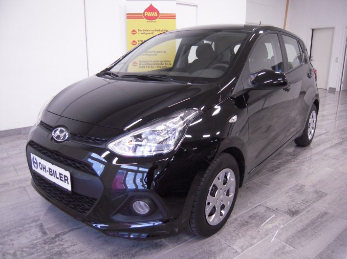 Hyundai i10 1,0 Go Air 5d.