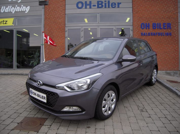 Hyundai i20 1,25 Active Plus 5d.